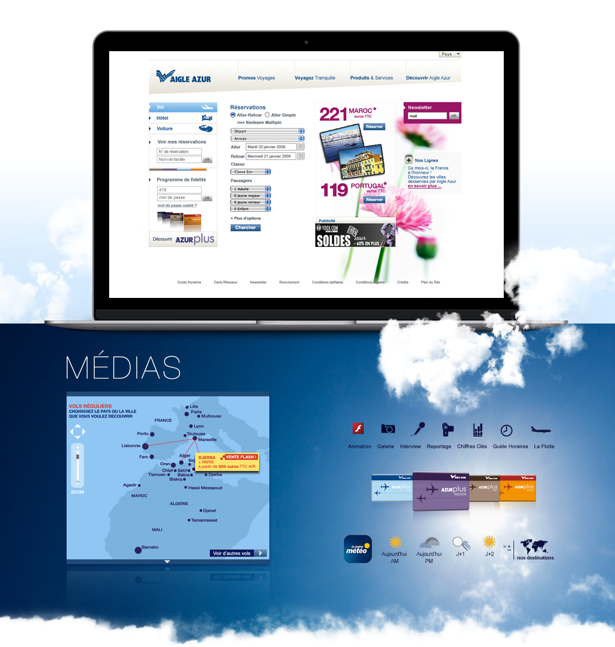 webdesign-aigle-azur-multimedia